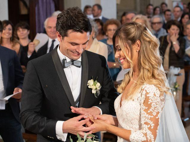 Il matrimonio di Fabiana e Riccardo a Albinea, Reggio Emilia 18