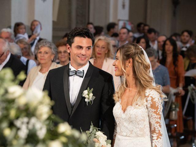 Il matrimonio di Fabiana e Riccardo a Albinea, Reggio Emilia 20