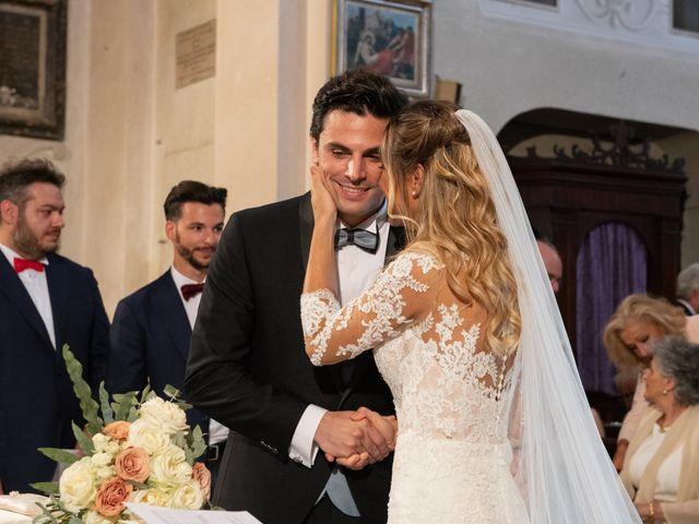 Il matrimonio di Fabiana e Riccardo a Albinea, Reggio Emilia 23