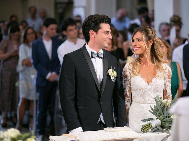 Il matrimonio di Fabiana e Riccardo a Albinea, Reggio Emilia 24