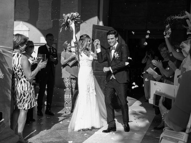 Il matrimonio di Fabiana e Riccardo a Albinea, Reggio Emilia 26