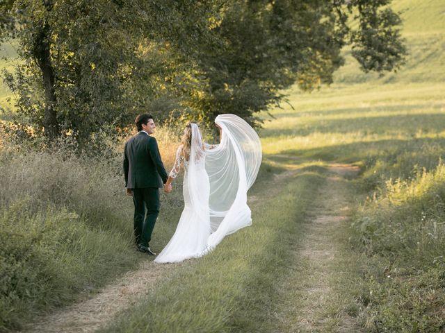 Il matrimonio di Fabiana e Riccardo a Albinea, Reggio Emilia 29