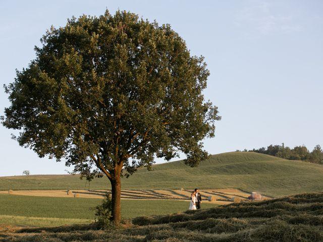 Il matrimonio di Fabiana e Riccardo a Albinea, Reggio Emilia 30
