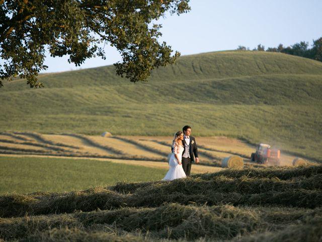 Il matrimonio di Fabiana e Riccardo a Albinea, Reggio Emilia 31
