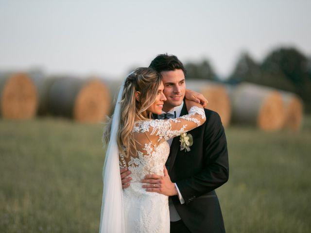 Il matrimonio di Fabiana e Riccardo a Albinea, Reggio Emilia 33