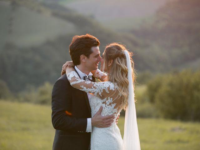 Il matrimonio di Fabiana e Riccardo a Albinea, Reggio Emilia 34