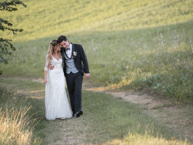 Il matrimonio di Fabiana e Riccardo a Albinea, Reggio Emilia 36