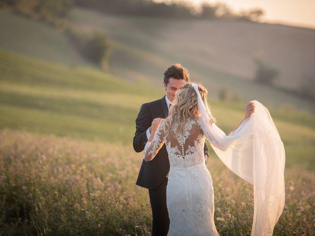 Il matrimonio di Fabiana e Riccardo a Albinea, Reggio Emilia 38