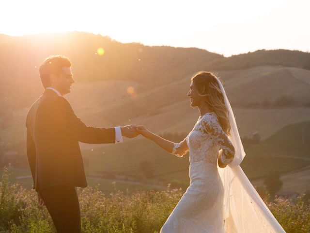 Il matrimonio di Fabiana e Riccardo a Albinea, Reggio Emilia 40