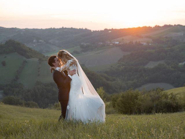 Il matrimonio di Fabiana e Riccardo a Albinea, Reggio Emilia 41