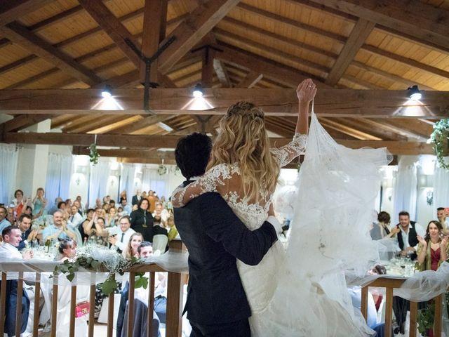 Il matrimonio di Fabiana e Riccardo a Albinea, Reggio Emilia 45