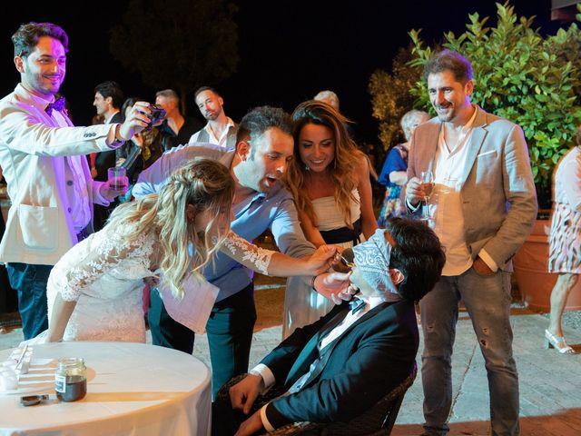Il matrimonio di Fabiana e Riccardo a Albinea, Reggio Emilia 46