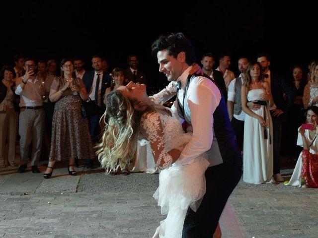 Il matrimonio di Fabiana e Riccardo a Albinea, Reggio Emilia 47