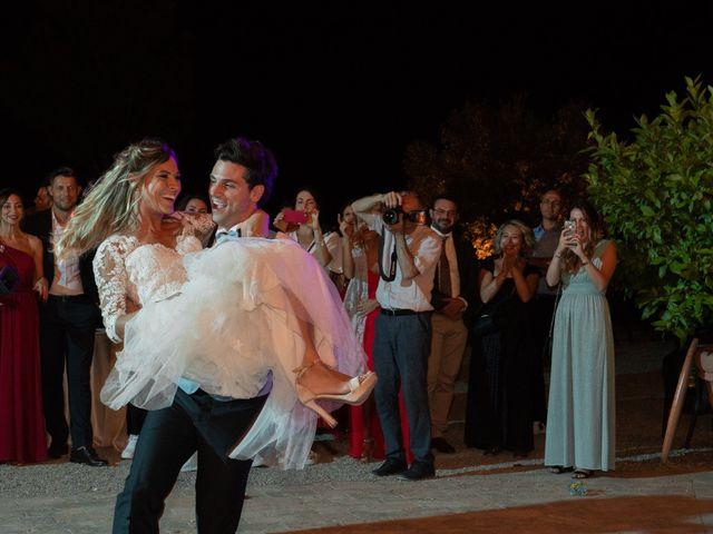 Il matrimonio di Fabiana e Riccardo a Albinea, Reggio Emilia 49