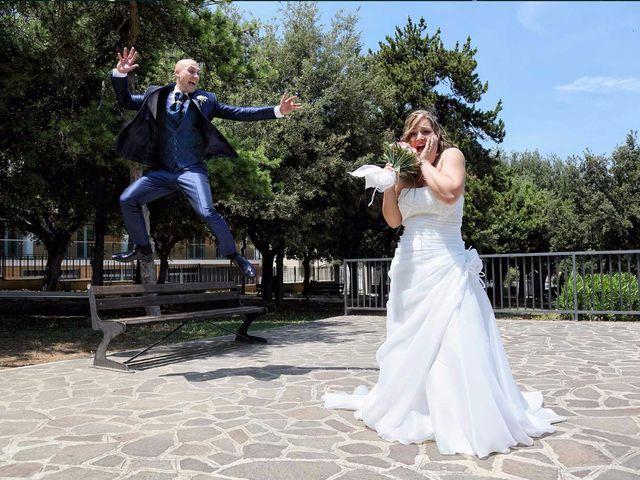 le nozze di Alessia e Filippo