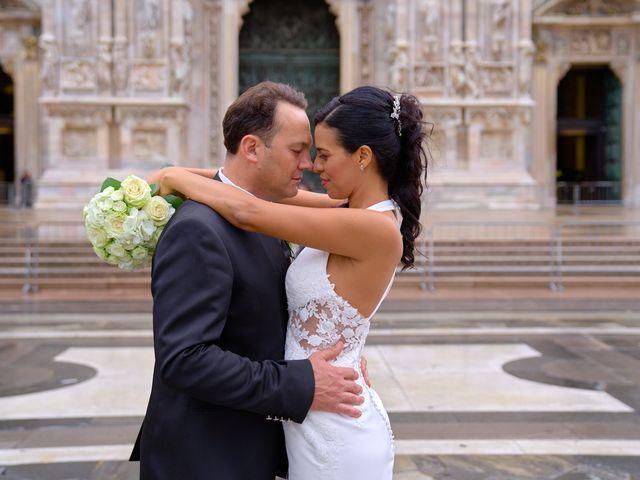 Le nozze di Fabiana e Alcimar