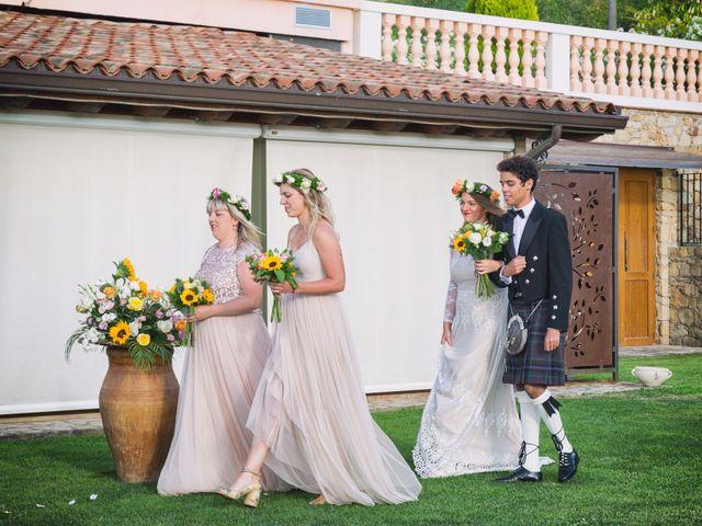 Il matrimonio di Rosario e Emma a Capri Leone, Messina 17