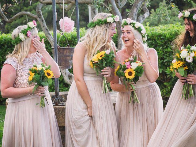 Il matrimonio di Rosario e Emma a Capri Leone, Messina 18
