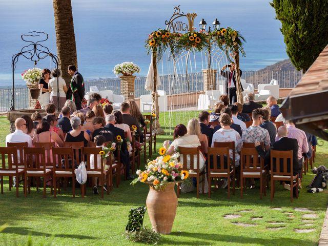 Il matrimonio di Rosario e Emma a Capri Leone, Messina 19