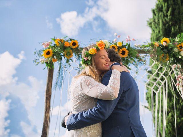 Il matrimonio di Rosario e Emma a Capri Leone, Messina 20