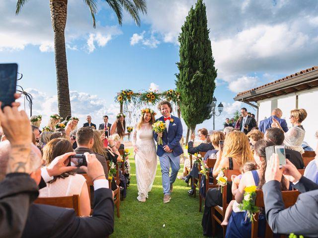 Il matrimonio di Rosario e Emma a Capri Leone, Messina 21