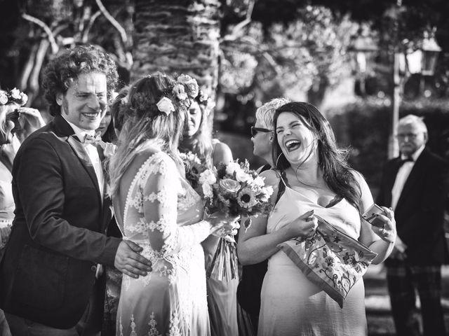 Il matrimonio di Rosario e Emma a Capri Leone, Messina 22