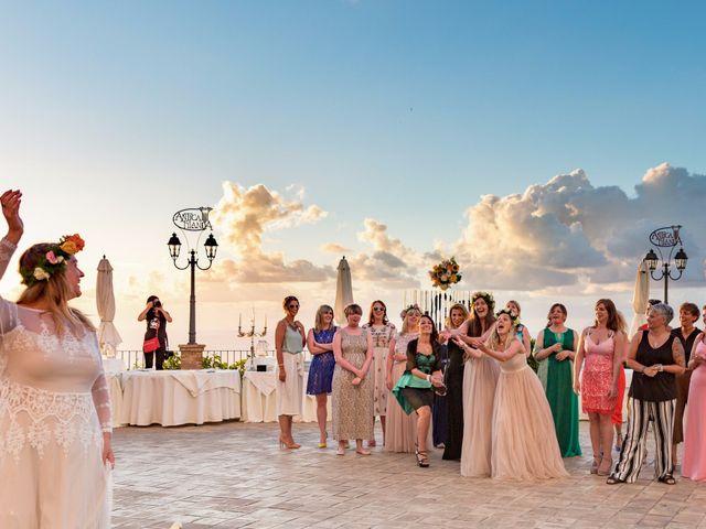 Il matrimonio di Rosario e Emma a Capri Leone, Messina 27