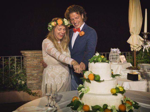 Il matrimonio di Rosario e Emma a Capri Leone, Messina 30