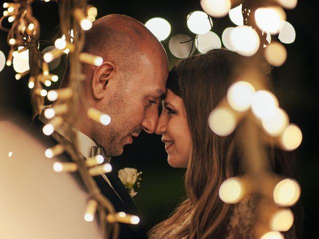 Le nozze di Ilenia e Bruno