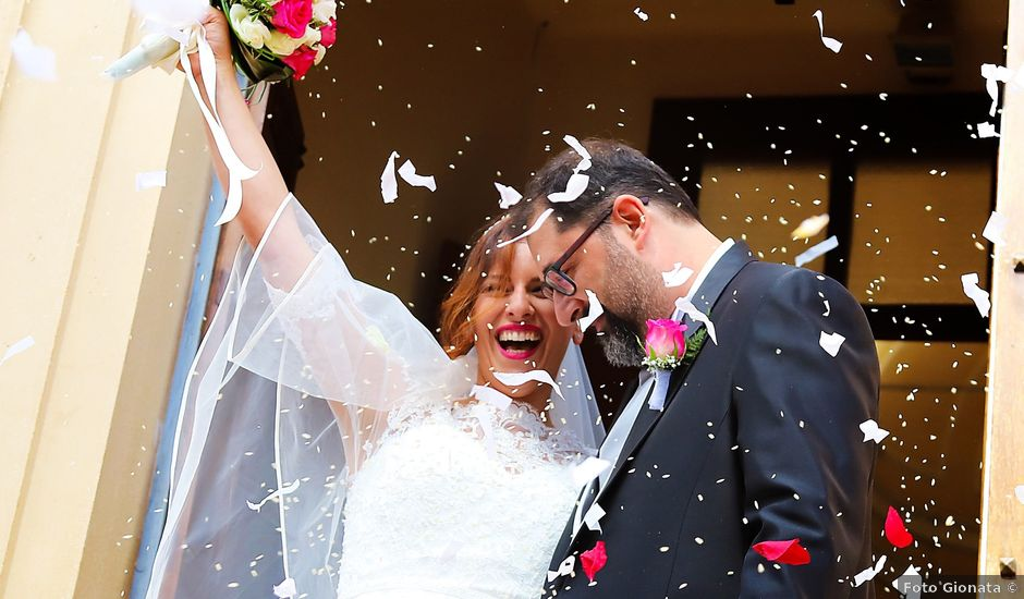 Il matrimonio di Michele e Samantha a Serrungarina, Pesaro - Urbino