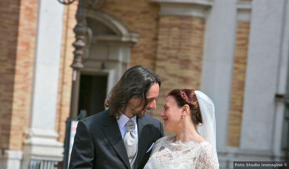 Il matrimonio di Vito e Silvia a Loreto, Ancona
