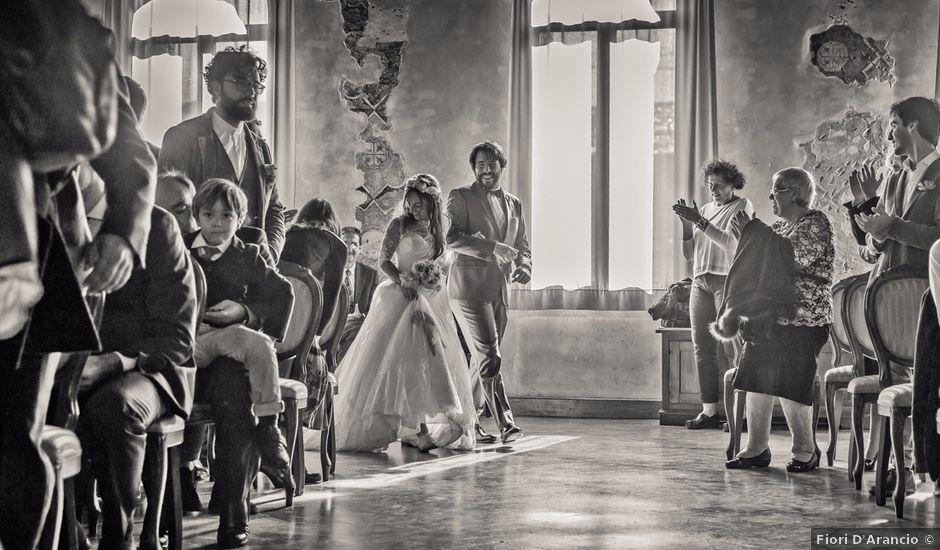 Il matrimonio di Nicola e Ana a Treviso, Treviso