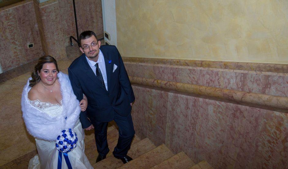 Il matrimonio di Ilardi e Angela a Caino, Brescia