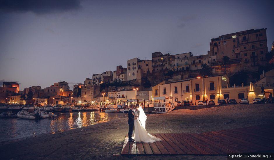 Il matrimonio di Bartolomeo e Teresa a Alcamo, Trapani