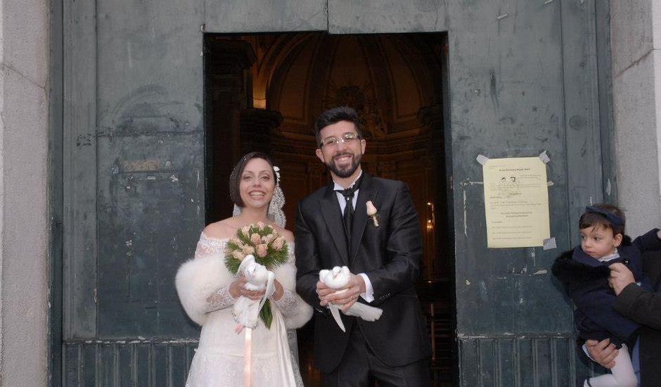 Il matrimonio di Valentina e Carmine a Pellezzano, Salerno