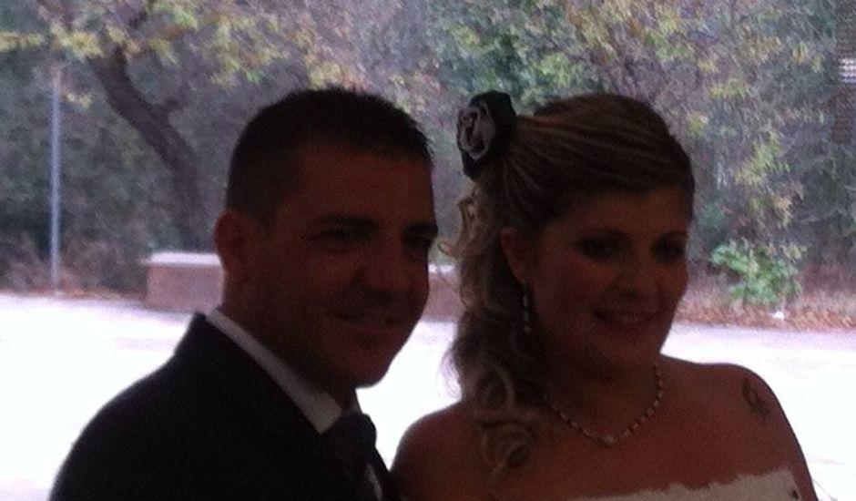 Il matrimonio di Valentina e Nicola a Nuraminis, Cagliari