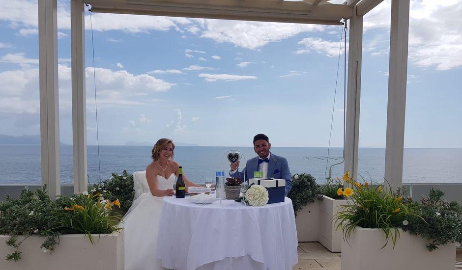 Il matrimonio di Camille  e Luca a Torre del Greco, Napoli