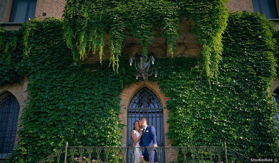 Il matrimonio di Alessio e Ambra a Cervesina, Pavia
