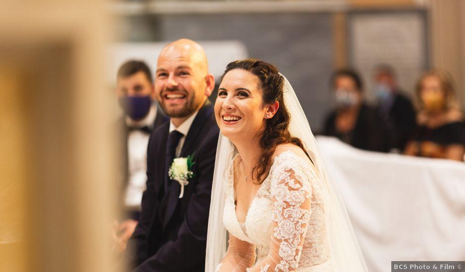 Il matrimonio di Gianluca e Maria Elena a Ceprano, Frosinone