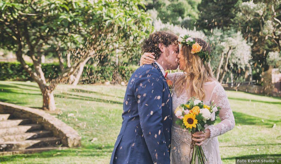 Il matrimonio di Rosario e Emma a Capri Leone, Messina