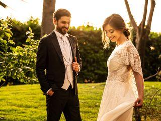 Le nozze di Rita e Gigi