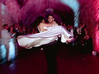 Le nozze di Anastasia e Chase