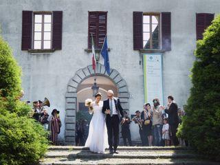 Le nozze di Lorenzo e Wenting