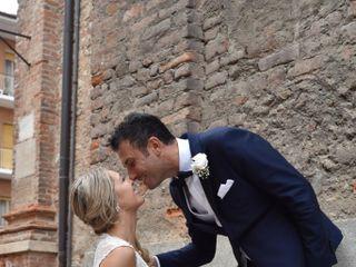 Le nozze di Valentina e Michel 1