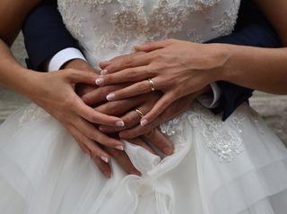 Le nozze di Valentina e Michel 2