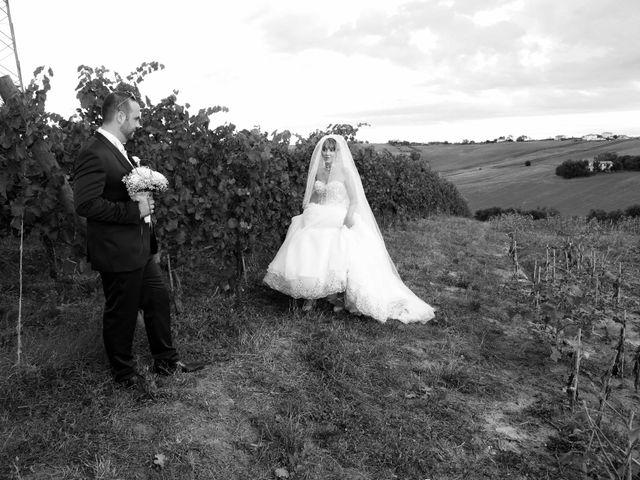 Il matrimonio di Daniele e Alessia a Senigallia, Ancona 33