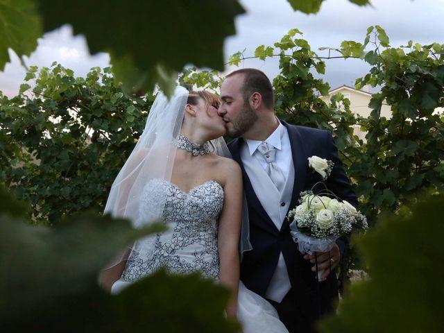 Il matrimonio di Daniele e Alessia a Senigallia, Ancona 2