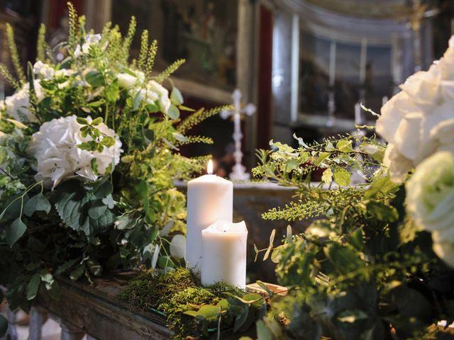 Il matrimonio di Pietro e Lisa a Pieveottoville, Parma 3