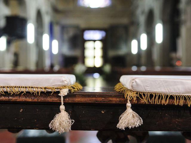 Il matrimonio di Pietro e Lisa a Pieveottoville, Parma 4