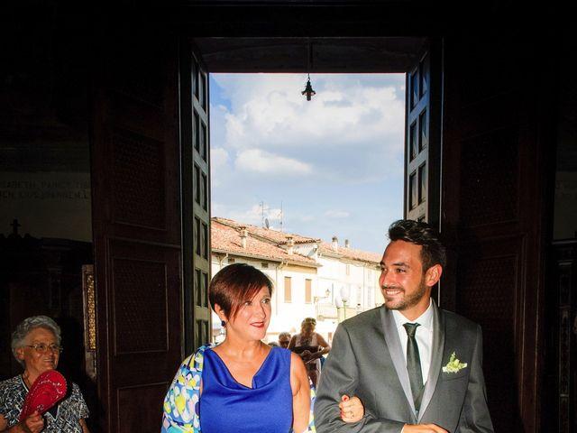 Il matrimonio di Pietro e Lisa a Pieveottoville, Parma 6